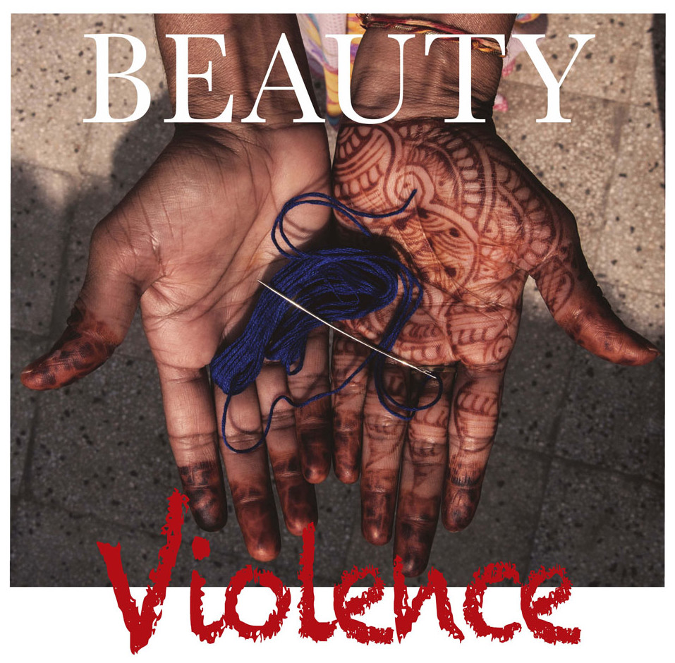 Beauty & Violence Cover Pic
